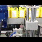 Automatische etiketteermachine voor schonere vloeibare flessen