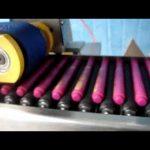 Automatische kleurpotloden lippenbalsem stick etiketteermachine