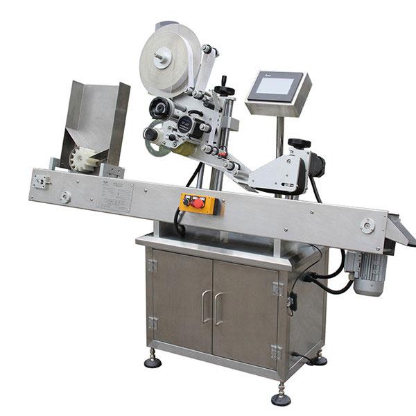 Automatische horizontale wikkel rond etiketteermachine