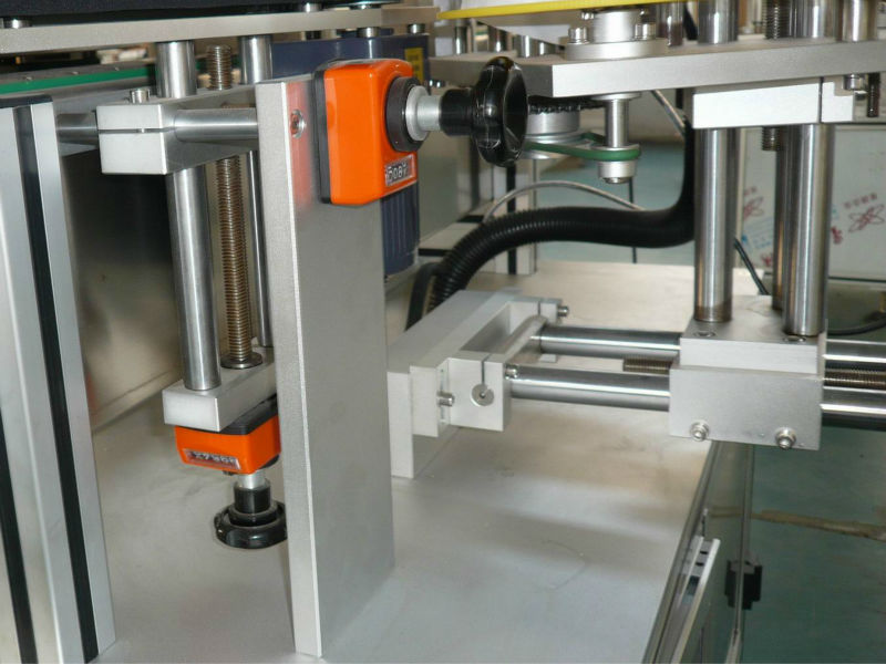 Transportband verticale en horizontale positie verstelbare steun