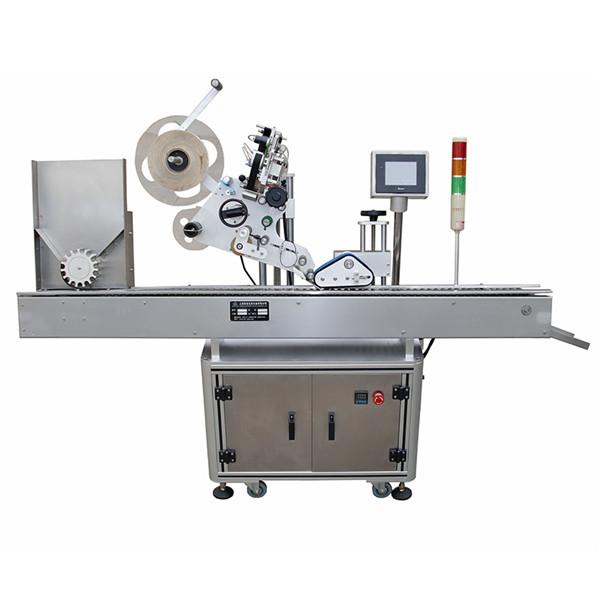 Volautomatische horizontale spuit Pharma-etiketteermachine