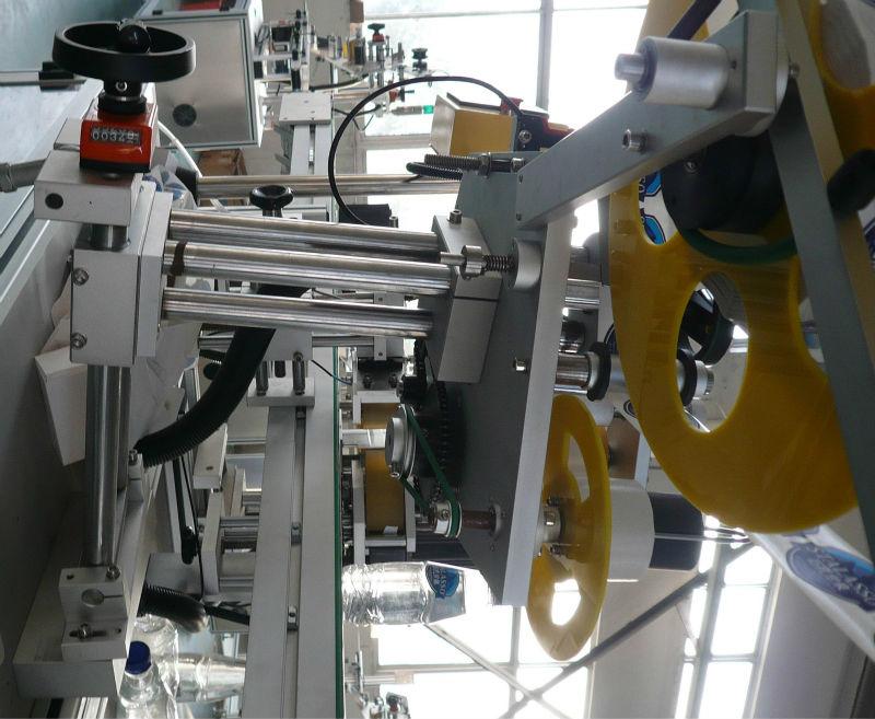 Etiketteerder verticale en horizontale positie verstelbare steun