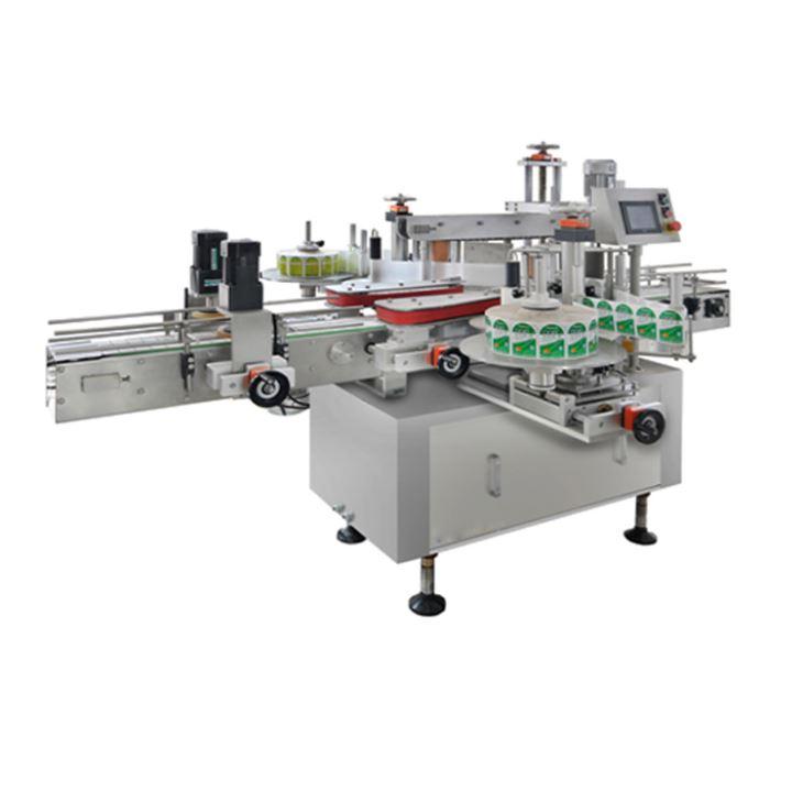 Lineair type volautomatische flesetiketteringsmachine te koop